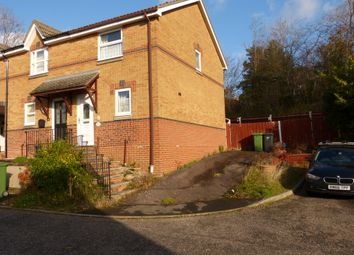 Thumbnail 2 bed end terrace house for sale in Barn Court, St. Leonards-On-Sea