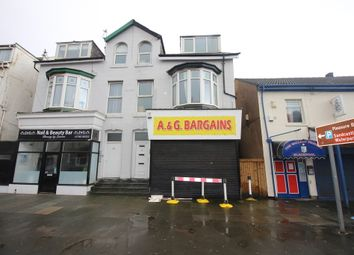 Thumbnail 1 bed flat for sale in Station Road, Blackpool