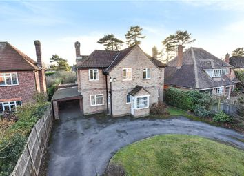 Thumbnail 4 bed detached house for sale in Clevehurst Close, Stoke Poges, Buckinghamshire
