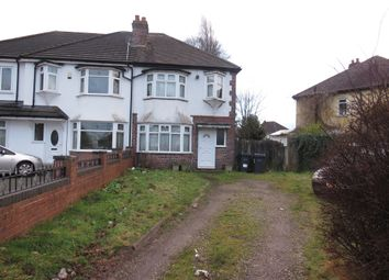 Thumbnail 3 bed semi-detached house for sale in Bromford Lane, Washwood Heath, Birmingham