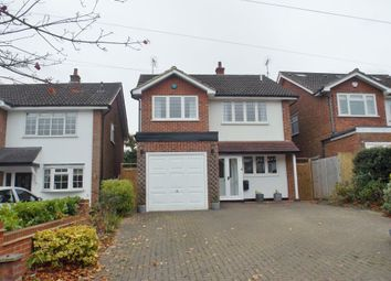 Thumbnail 4 bed property to rent in The Drive, Buckhurst Hill
