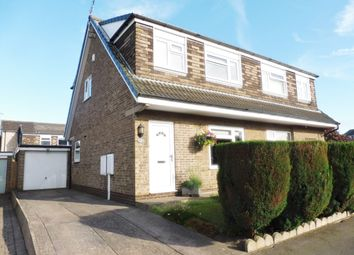 Thumbnail 3 bed semi-detached house for sale in Chapelfield Way, Thorpe Hesley