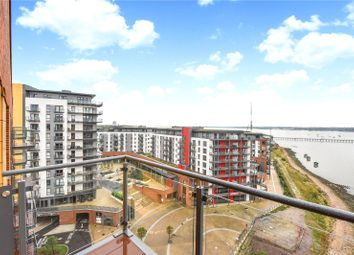 Thumbnail 2 bedroom flat for sale in Centenary Quay, Victoria Road, Southampton