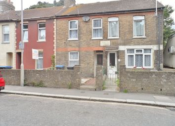 Thumbnail 2 bedroom terraced house to rent in Coombe Valley Road, Dover, Kent