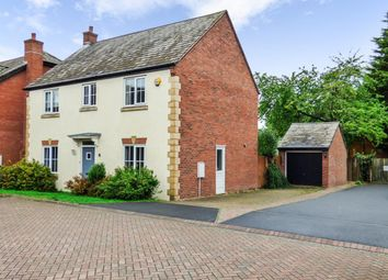 Thumbnail 4 bed detached house for sale in Anvil Close, Elton, Chester
