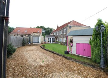 Thumbnail 3 bed semi-detached house for sale in Station Road, Lakenheath, Brandon