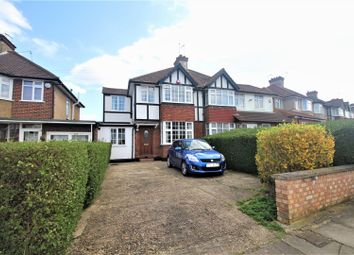 Thumbnail 3 bedroom semi-detached house for sale in Stanway Gardens, Edgware