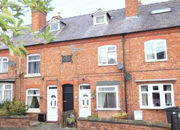 Thumbnail 3 bed terraced house for sale in Worthington Street, Whitchurch