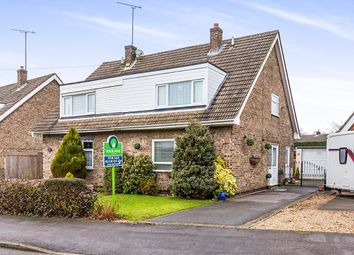 Thumbnail 2 bed semi-detached house for sale in Mossdale, Whitwick, Coalville