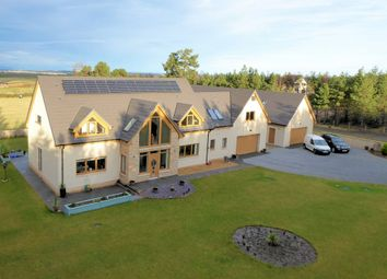 Thumbnail 4 bed detached house for sale in Wardend View Birnie, Elgin