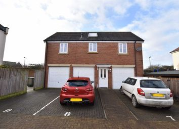 Thumbnail 2 bedroom flat for sale in Wood Mead, Cheswick Village, Bristol