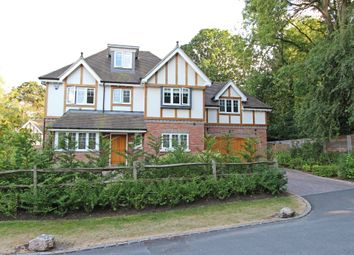 Thumbnail 6 bed detached house for sale in Garden Farm Close, Kingswood, Tadworth