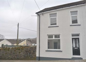 Thumbnail 4 bed end terrace house for sale in Pleasant View Street, Aberdare, Rhondda Cynon Taf