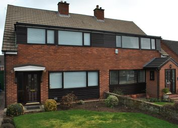 Thumbnail 3 bed semi-detached house to rent in Leech Road, Malpas, Cheshire