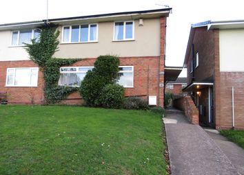 Thumbnail 2 bed maisonette to rent in Ivyfield Road, Erdington, Birmingham