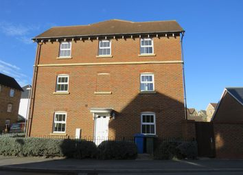 Thumbnail 3 bed town house for sale in Easton Drive, Sittingbourne