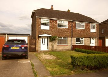 Thumbnail 3 bed semi-detached house for sale in Redbourne Road, Hibaldstow, Brigg