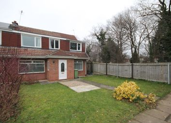 Thumbnail 4 bed semi-detached house for sale in Leith Walk, Thornaby, Stockton-On-Tees