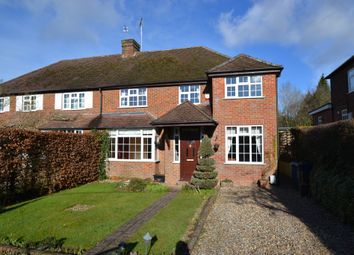Thumbnail 5 bed semi-detached house for sale in The Ridgeway, Stanley Hill, Amersham