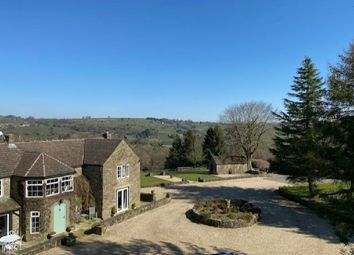 Thumbnail 4 bed detached house for sale in Robridding Road, Ashover, Derbyshire