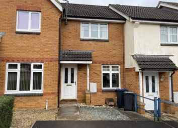 Thumbnail 2 bed terraced house to rent in Cusance Way, Hilperton, Trowbridge