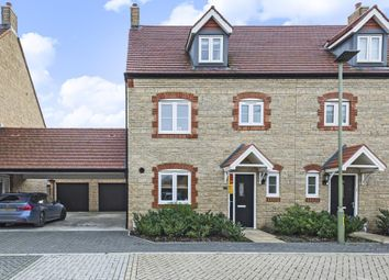 4 bed semi-detached house for sale in Kingsmere, Bicester, Oxfordshire OX26