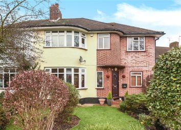 Thumbnail 4 bed semi-detached house for sale in Broadhurst Gardens, Eastcote, Middlesex