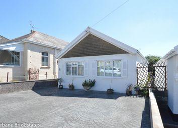 Thumbnail 3 bed detached bungalow for sale in Capel Terrace, Llanelli
