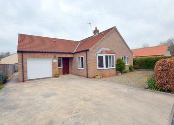 Thumbnail 3 bed detached house for sale in St. Hildas Crescent, Sherburn, Malton