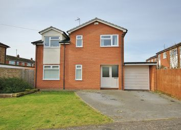 Thumbnail 4 bedroom detached house for sale in Shakespeare Road, St. Ives, Huntingdon