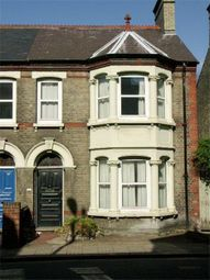 Thumbnail 4 bed shared accommodation to rent in Flat 1, 33 Mill Rd, Cambridge