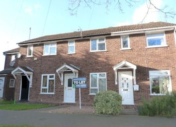 Thumbnail 2 bed terraced house to rent in Whitewood Way, Worcester