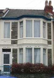 Thumbnail 4 bed terraced house to rent in Longmead Avenue, Bishopston, Bristol