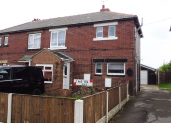 Thumbnail 2 bed semi-detached house for sale in East Street, Darfield