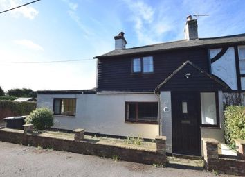 Thumbnail 4 bed end terrace house for sale in White Chapel Row, Three Cups, Heathfield, East Sussex