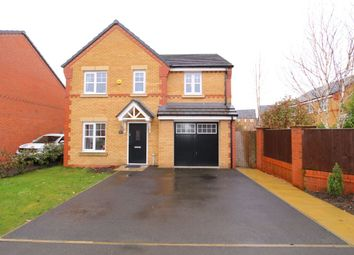 Thumbnail 4 bed detached house for sale in Waterhouses Street, Audenshaw, Manchester