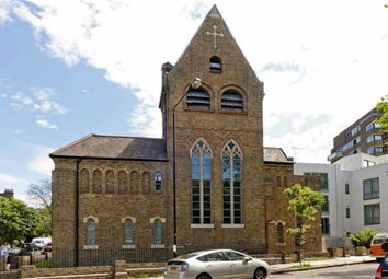 Thumbnail 1 bed flat to rent in All Souls Church, South Hampstead, London