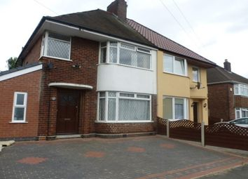 Thumbnail 3 bedroom semi-detached house to rent in Breedon Avenue, Littleover