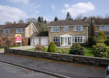 Thumbnail 4 bed detached house to rent in Woodlands, Escrick, Nr York