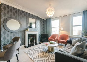 Thumbnail 2 bed flat for sale in Lexham Gardens, South Kensington