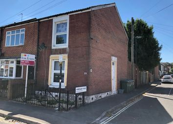 Thumbnail 2 bed end terrace house for sale in Cedar Road, Inner Avenue, Southampton