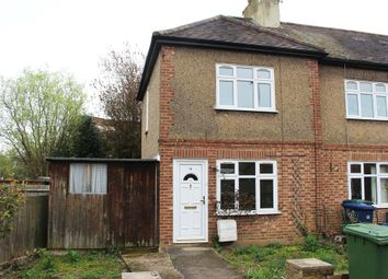 Thumbnail 2 bed terraced house for sale in Sherwood Terrace, Whetstone