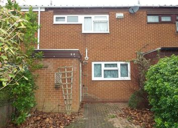 Thumbnail 3 bed terraced house for sale in Banners Walk, Birmingham, West Midlands