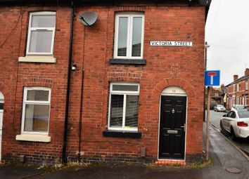 Thumbnail 2 bed end terrace house for sale in Victoria Street, Newcastle-Under-Lyme