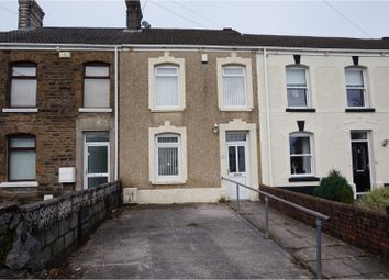 Thumbnail 3 bed terraced house for sale in Frederick Place, Llansamlet