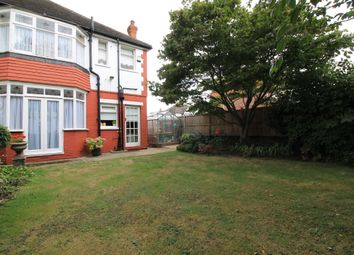 Thumbnail 3 bed end terrace house for sale in Ashburton Avenue, Ilford, Essex