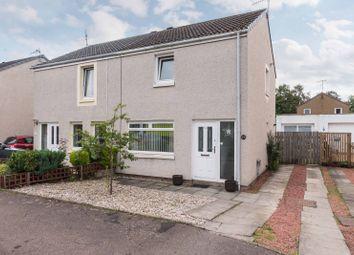 Thumbnail 2 bed semi-detached house for sale in Acredales, Haddington, East Lothian