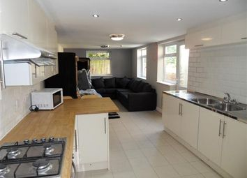 Thumbnail 7 bed terraced house to rent in Merther Street, Cardiff