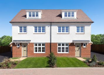 Thumbnail 4 bed town house for sale in Western Road, Silver End, Witham