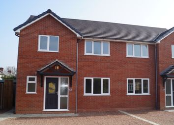 Thumbnail 2 bed semi-detached house to rent in Simms Lane, Hollywood, Birmingham, West Midlands